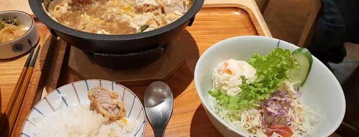 Tonkatsu Wako is one of Vee : понравившиеся места.