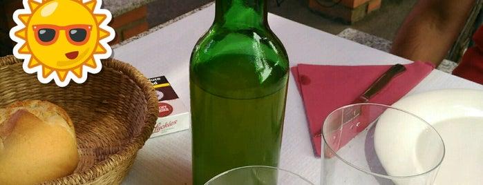 L'Esbardu is one of Comer en Asturias.
