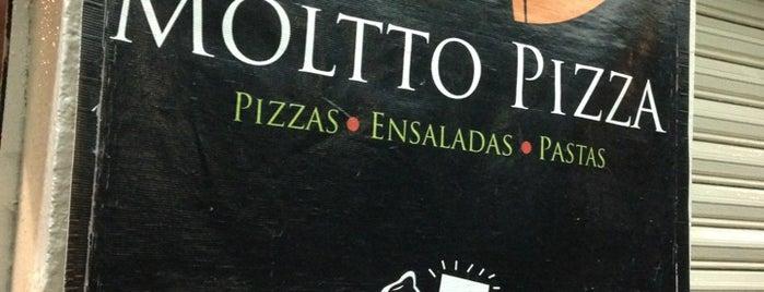 MOLTTO PIZZA is one of Lieux qui ont plu à Adrian.