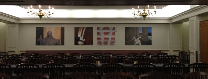 Supreme Court Café is one of Bart Bikt: Washington.