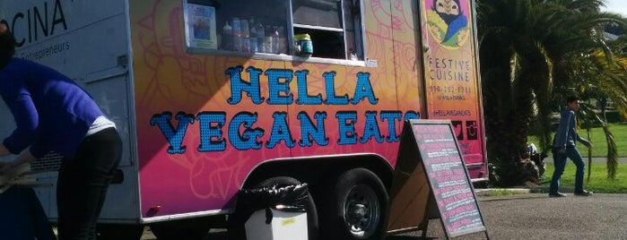 Hella Vegan Eats is one of Veg.