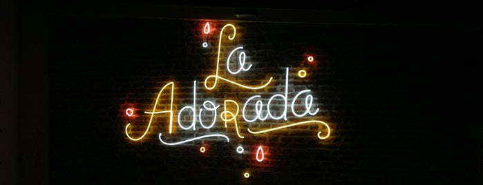 La Adorada is one of Brunch.