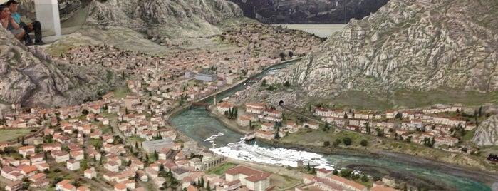 Amasya Minyatür Müzesi is one of Locais salvos de Erdem Cem.