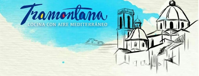 Tramontana is one of Restaurantes.