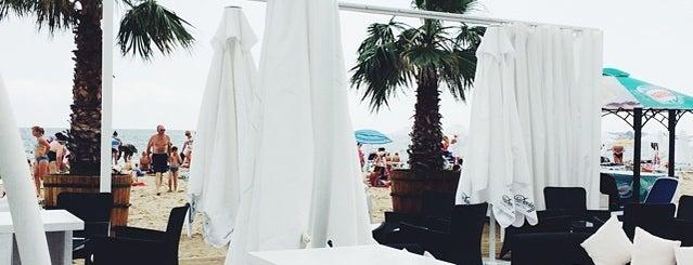 Cacao Beach Club is one of Bulgaria.