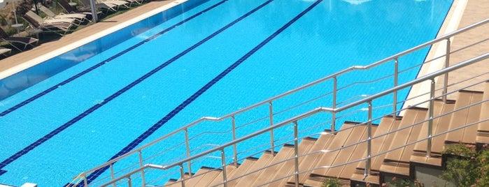 Oranium XL Sports Club is one of Ankara Spor Salonları.