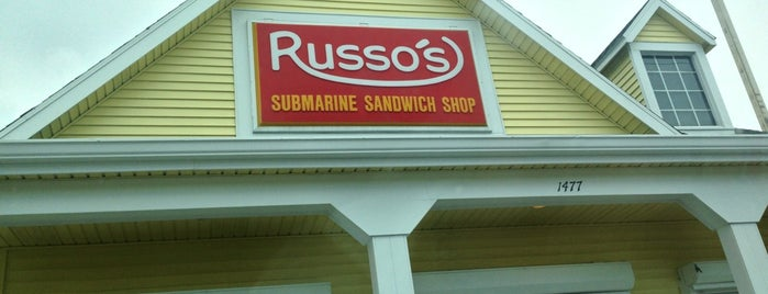 Russo's Submarine Sandwich Shop is one of Greater Miami Area.