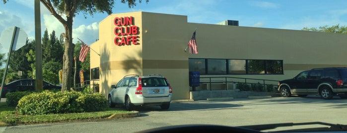 Gun Club Cafe is one of George 님이 좋아한 장소.
