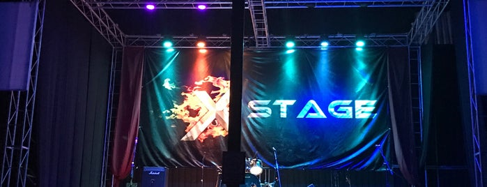 X-Stage is one of Monterrey.