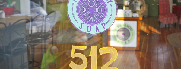 New Harmony Soap Company is one of Road tripping-.