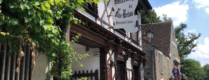 L'Hôtellerie du Bas-Breau is one of สถานที่ที่ Brian ถูกใจ.