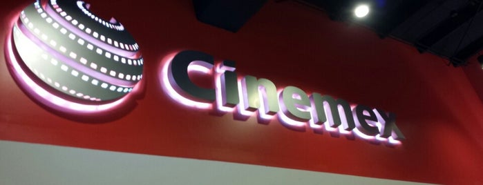 Cinemex is one of Hamblert : понравившиеся места.