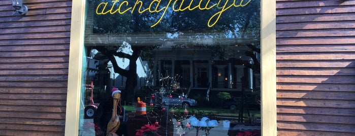 Atchafalaya Restaurant is one of Allie's Liked Places.