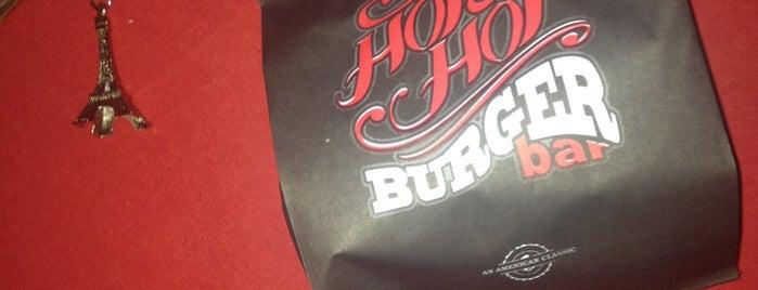 Hot Hot Burger Bar is one of Ifigenia: сохраненные места.