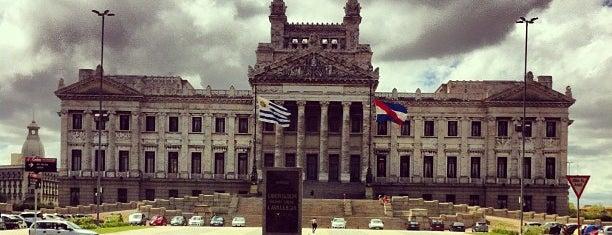 Palacio Legislativo is one of yuruguay.