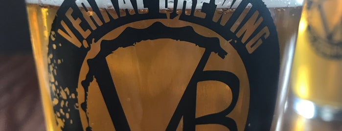 Vernal Brewing Company is one of Best Breweries in the World 2.