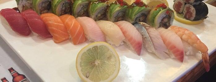 Sakana Japanese Sushi & Steakhouse is one of Diana'nın Beğendiği Mekanlar.