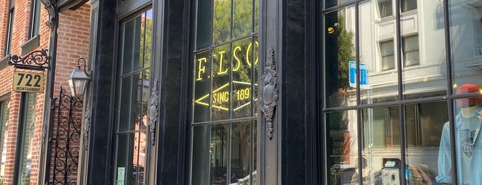 Filson is one of Shopping: Bay Area.