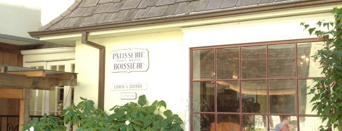 Patisserie Boissiere is one of SF to Santa Barbara Road Trip.