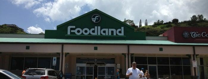 Foodland is one of Jolie: сохраненные места.