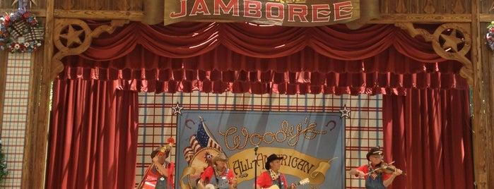 Big Thunder Ranch Jamboree is one of US TRAVELS LA.
