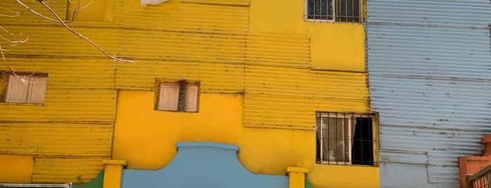 La Boca is one of Carlos 님이 저장한 장소.