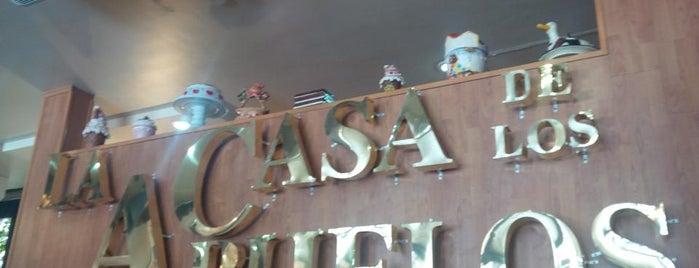 La Casa de los Abuelos is one of Orte, die Daniela Ivonne gefallen.