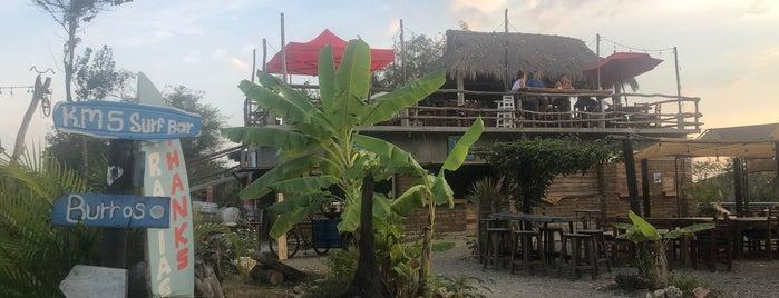 Km 5 Surf Bar is one of Sayulita.