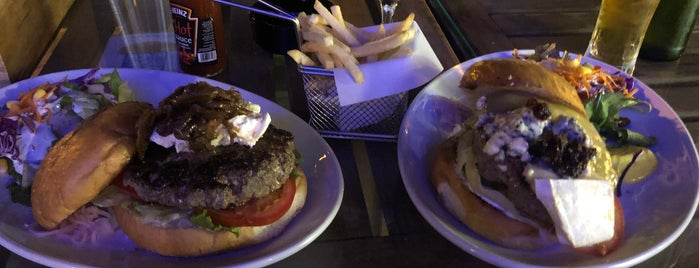 Le Garage Gourmet Burger is one of El Gouna.