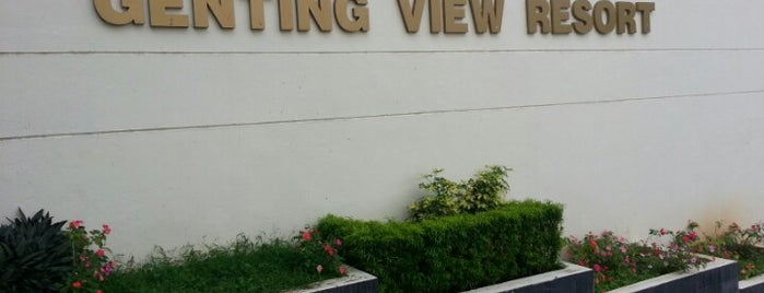 Genting View Resort is one of @Bentong, Pahang.