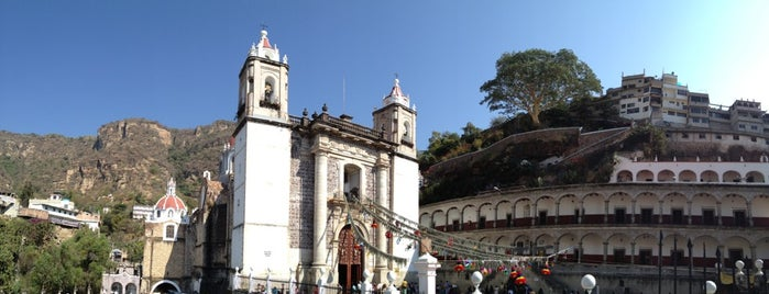Chalma is one of Tempat yang Disukai Stephania.