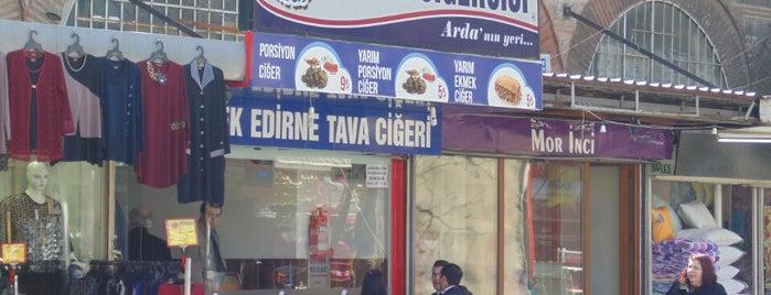 Edirne Tava Ciğer (Arda'nın Yeri) is one of Lieux sauvegardés par Tolga.