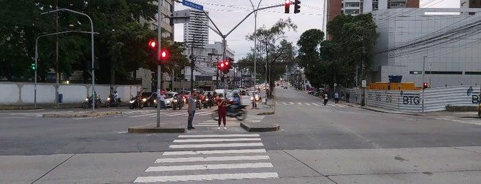 Ilha do Leite is one of prefeitura.