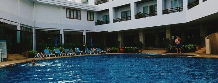AreCa Lodge Pattaya is one of Thailand.