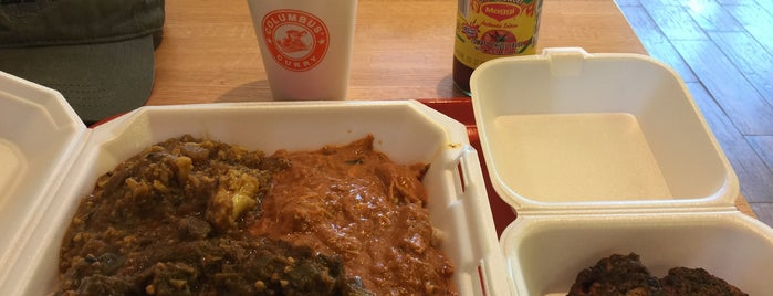 Columbus' Curry is one of chicago food.