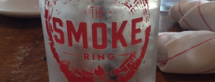 The Smoke Ring is one of Out of Town Spots.