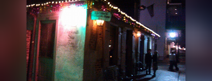 Lafitte's Blacksmith Shop is one of New Orleans.