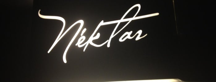 Nektar is one of Singapore To-Do.