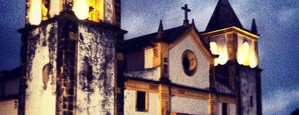 Igreja da Sé (Matriz de São Salvador do Mundo) is one of Tempat yang Disukai Joao Ricardo.