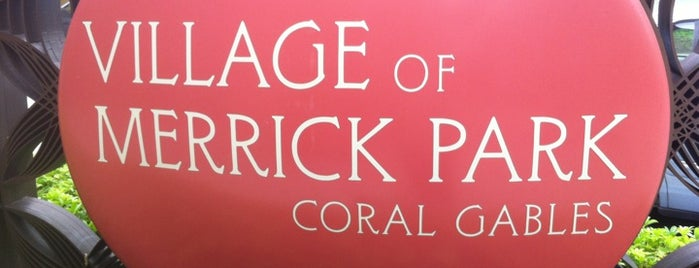 Shops at Merrick Park is one of The Magic City Miami.