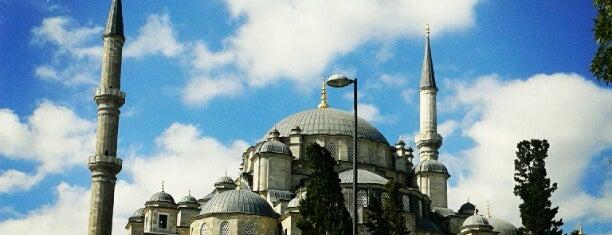 Fatih Camii is one of Gezelim Görelim Eski İstanbul.