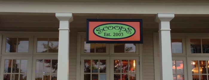Scoops is one of Foodie to-do.