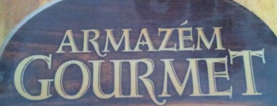 Armazém Gourmet is one of Aqui tem Wifi grátis - Natal/RN.
