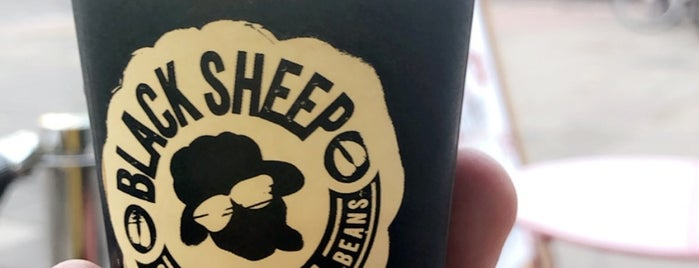 Black Sheep Coffee is one of cliveさんのお気に入りスポット.