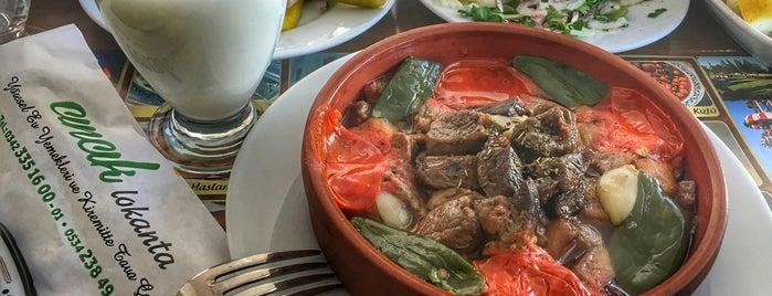 cıncık lokantası is one of 1-2 Ağustos & 21-22 Kasım & 7 Nisan Gaziantep.