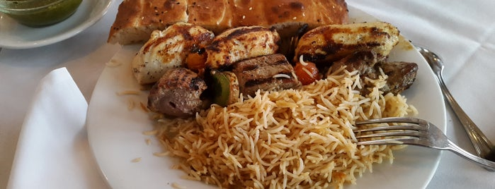 Kabul Afghan Cuisine is one of Peninsula Places.