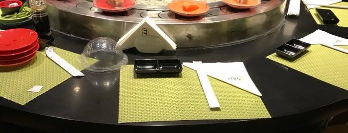 Itsu Sushi Restaurant is one of Аленаさんのお気に入りスポット.