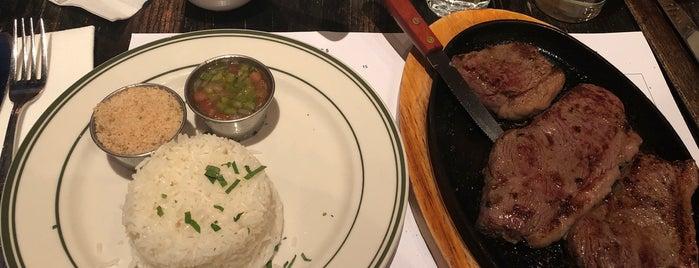 Samba Kitchen & Bar is one of NY All.