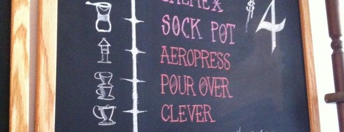 WTF Coffee Lab is one of Fort Greene Neighborhood Guide.