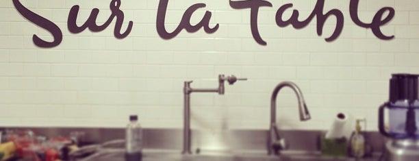 Sur La Table is one of Locais curtidos por Michael.